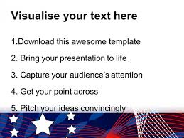 American Flag Powerpoint American Flag Free Powerpoint Slide Powerpoint Templates