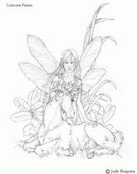 Small Picture Fairy Coloring Pages For Adults Fairy Mermaid Blog Free