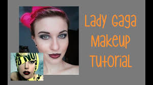 lady a telephone video makeup tutorial
