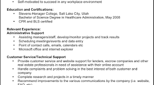Resume Resume Template Examples Is One Of The Best Idea For You
