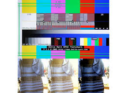 Colour Chart Video Color Perception And Your Tv