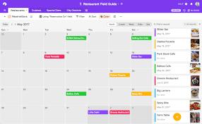 Integrating Airtable With External Calendar Applications E G