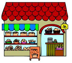 Storefront Clipart Bake Shop Frames Illustrations Hd Images