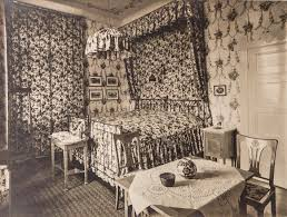 Jugendstil Schlafzimmer Einrichtung Eines Badischen Fabrikanten