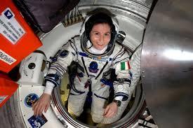 Samantha Cristoforetti Prepares For the Journey Home