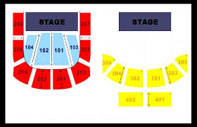Seating Chart Ticket Work 365