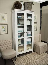 charming tall glass door cabinet in amazing home designing pertaining to prepare 4