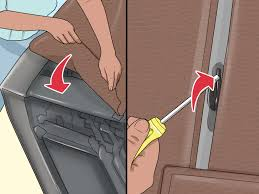 how to dismantle a recliner sofa