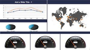 Free Gauge Chart Global Gauge And Chart Dashboard