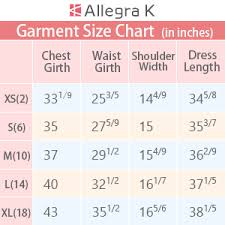 Allegra K Clothing Size Chart Allegra K Womens Long Sleeves Contrast Color A Line Party Dress White Evening Dresses Long Black Dresses From Maoku 45 21 Dhgate Com