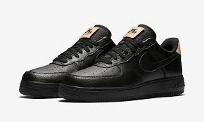 office nike air force 1. Nike Updates The Classic Black Air Force 1 With Premium Detailing | Highsnobiety Office 7