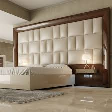 ... With Contemporary Bedroom And Flat Pack Bedside Cabinets Also Simple  Window Curtains Bedroom : Modern Headboard Design Ideas For Contemporary  Bedroom
