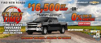 Northside Chevrolet | New & Used Chevy Dealer in San Antonio, TX