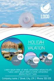 1 340 Customizable Design Templates For Travel Agency Flyer