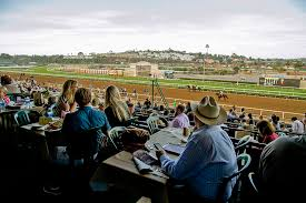 Del Mar Thoroughbred Club Seating Chart Clubhouse Terrace Restaurant At Del Mar
