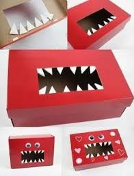 Ideas For Decorating Valentine Box decorating boxes for kids Google Search Santa Shoebox 2