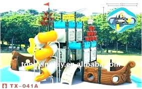 plastic outdoor for toddlers photo of backyard slides playsets slide outd plastic slide children outdoor