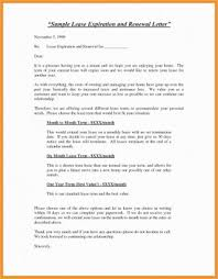 Lease Renewal Letter Stunning Letter Format For Not Renewing Employment Contract New Job Renewal