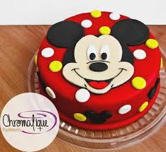 Minnie Mouse Birthday Cake Designs Birthdaycakeformomcf