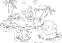 Disegni Per Bambini Piccoli Da Colorare Immagini Da Stampare Gratis