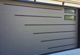 modern garage door. DELDEN. GARAGA. HAAS DOOR Modern Garage Door