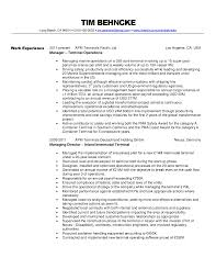 Resume For Ironworkers Sales Worker Lewesmr