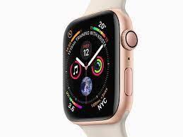 apple watch series 4 resmi dirilis