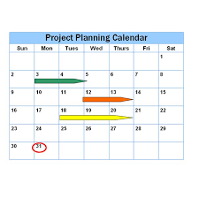 Project Schedule Management Plan Template Project Schedule Examples Different Ways To Represent A Project