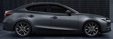 2018 Mazda3 Sport Vs Touring Vs Grand Touring