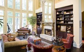 Small Victorian Living Room Living Room Traditional Decorating Ideas Deck Garage Victorian