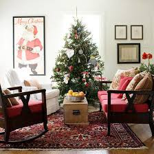 17 best ideas about christmas living rooms
