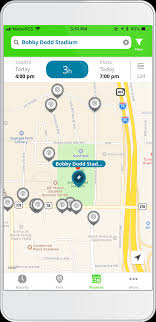 Park With Ease At Bobby Dodd Stadium Home Of The Yellow