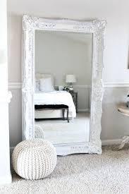 bedroom mirrors ornate floor mirror bedroom full length mirror with lights