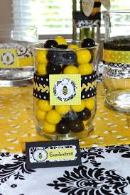 161 Best  Bumble Bee Theme Baby Shower  Images On Pinterest Bumble Bee Baby Shower Party Favors