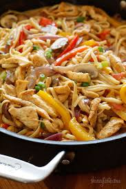 healthy chicken pasta recipes. Delighful Chicken Cajun Chicken Pasta Is Lightened Up Made With Chicken Strips Bell  Peppers Red Throughout Healthy Recipes E