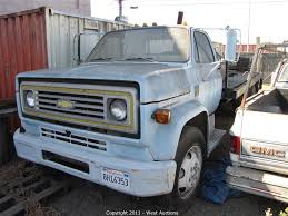 All Chevy chevy c60 : West Auctions - Auction: Metalworking Equipment, Utility Trucks ...