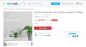 Review đèn học để bàn Prism Hàn Quốc 4400W chi tiết nhất