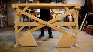 stand up desk wood. Interesting Stand And Stand Up Desk Wood I