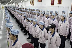 Bloomberg Most Factories The 's World Inside Iphone Of One Secretive qP41xpz
