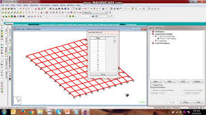 Counterfort Retaining Wall Design Software Counterfort Retaining Wall Using Staad Pro Part 4 Youtube