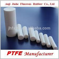 Teflon Rod Weight Chart Pure White Ptfe Bar Teflon Rods From Anji Jiahe Fluorous