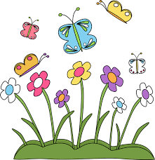 Image result for free clip art spring flowers