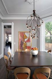 Dining Room Chandelier Lighting Turning To The Dining Room - Dining room hanging light fixtures