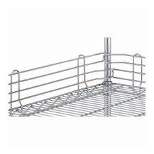 metro super erecta wire shelving accessory shelf ledge stackable