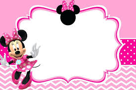 Mouse Birthday Party Invitation Template Free Invite