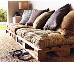 a pallet some cushions and a mat you made a very comfortable sofa photo source