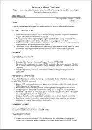 Addiction Specialist Sample Resume Addiction Specialist Sample Resume shalomhouseus 1