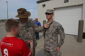 Quarterhorse' Soldier receives award for life-saving efforts | Article |  The United States Army