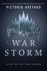war storm the final installment in the red queen series