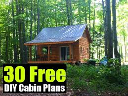 small cabin plans idea with rustic yellow forest cabin with simple diy small cabin plans